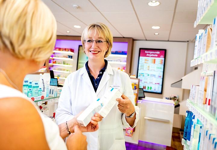 Kosmetikfachberaterin Sabine Kenning