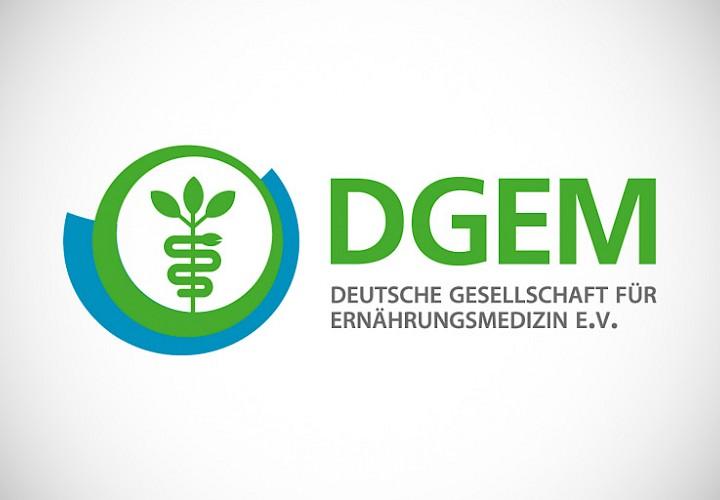 Mitglied im DGEM Deutsche Gesellschaft für Ernährungsmedizin e.V.