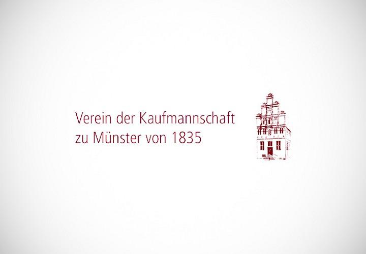 Mitglied im Verein der Kaufmannschaft Münster von 1835