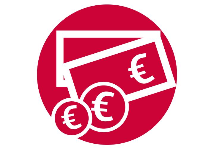Einfache Zahlung per Rechnung