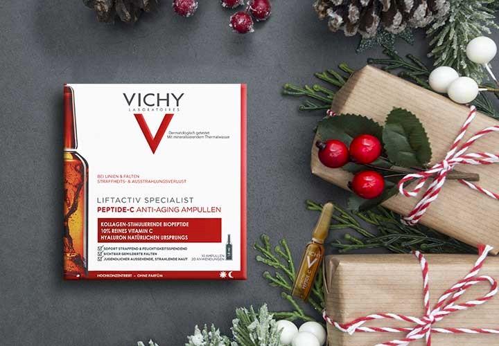 Sichern Sie sich 20 % Rabatt auf die Liftactiv Specialist Ampullen von Vichy